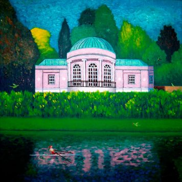 Syon Park Boathouse