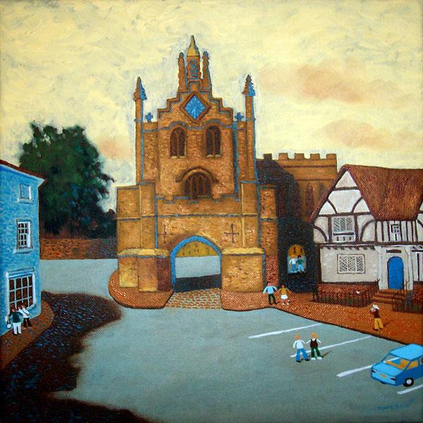 Eastgate, Warwick