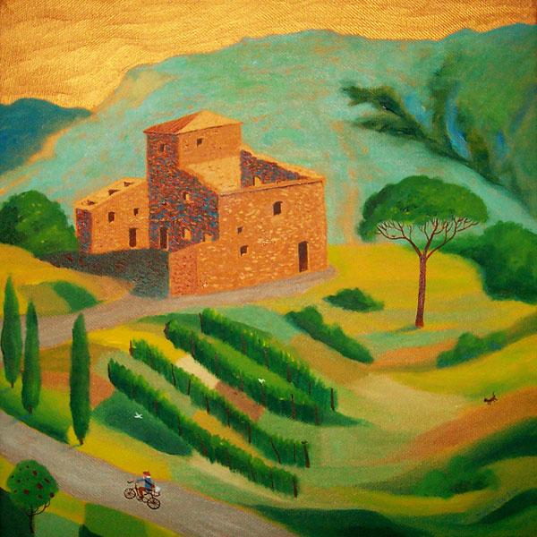 The Forgotten Vineyard, Umbria