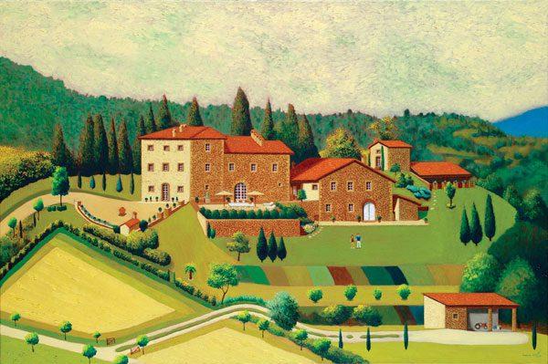 Il Casucci, Tuscany