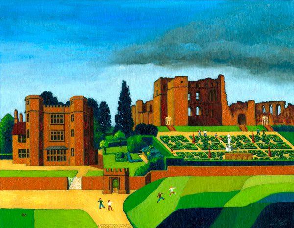 Kenilworth Castle (With Elizabethan Gardens)