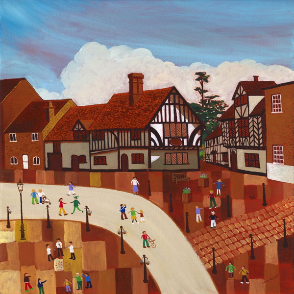 Oken House, Warwick